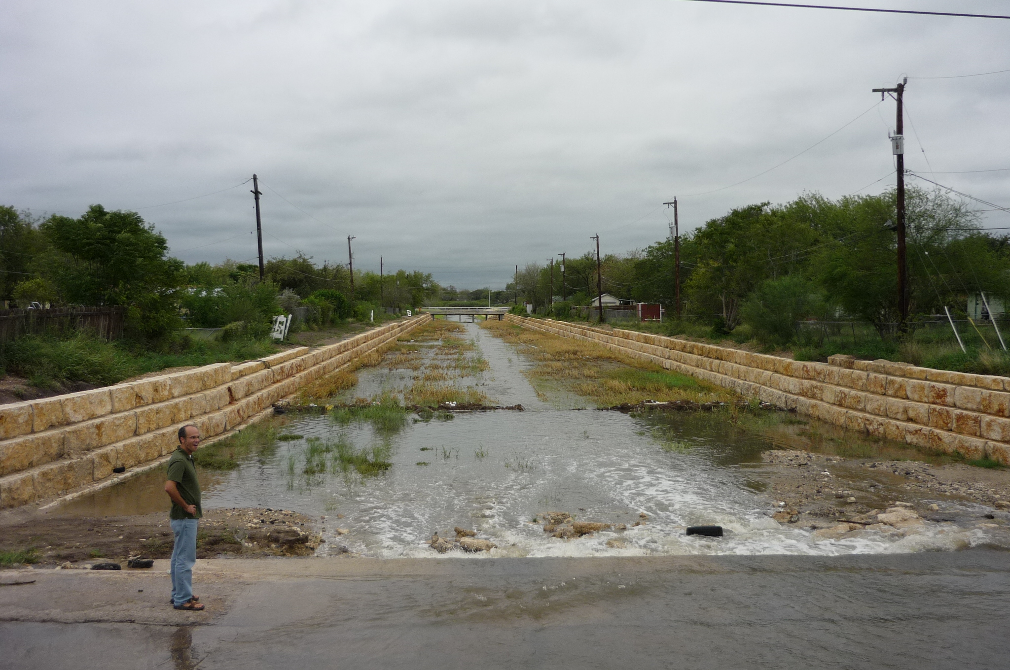 Commercial Tributary Phase I
